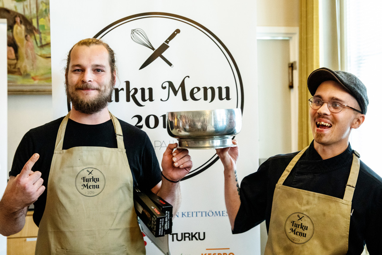 Eat my Turku Turku Menu 2019 palkitut 2