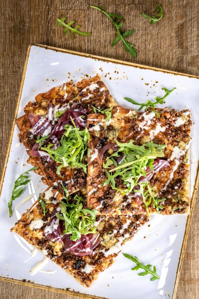 Eat my Turku Valio Nereidi Mifu pizza Bianco