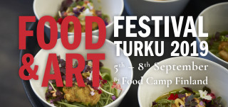 Eat my Turku Food & Art