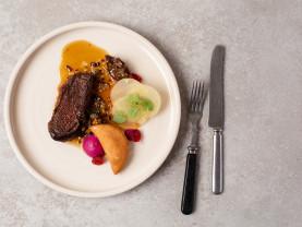 Eat my Turku Turku Menu 2019 Kaskis pääruoka